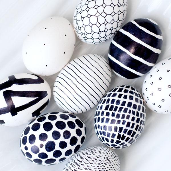 42 easter eggs sharpie
