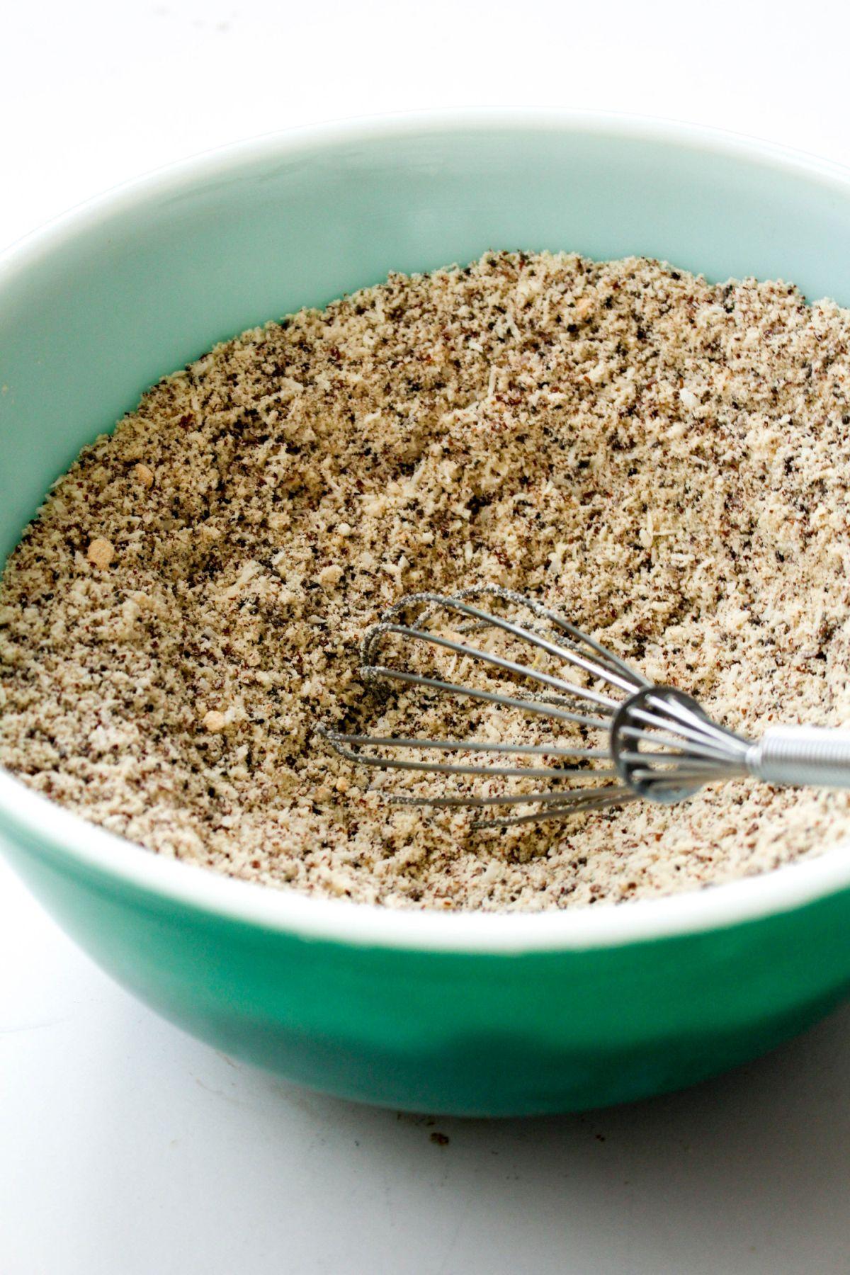 Almond joy protein bars mix ingredients