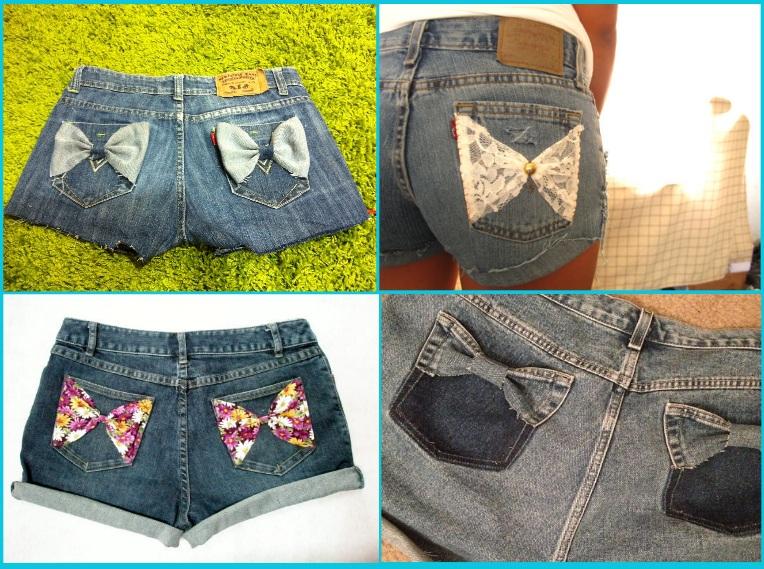 Bow pockets