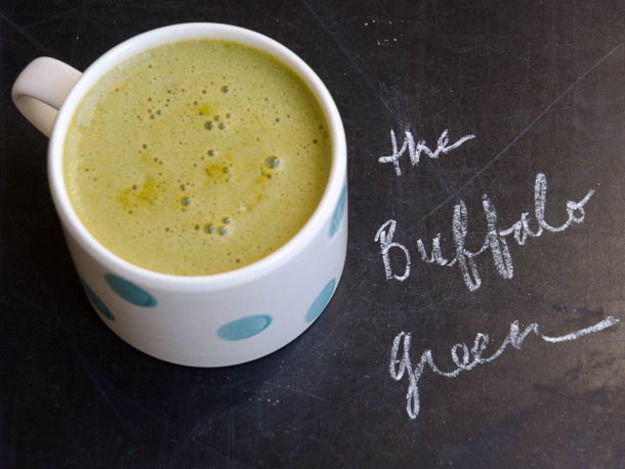 Buffalo green juice