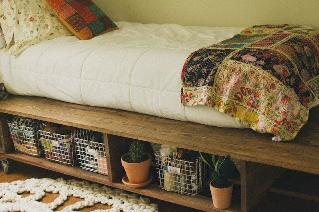 21 Diy Bed Frames To Give Yourself The Restful Spot Of Your