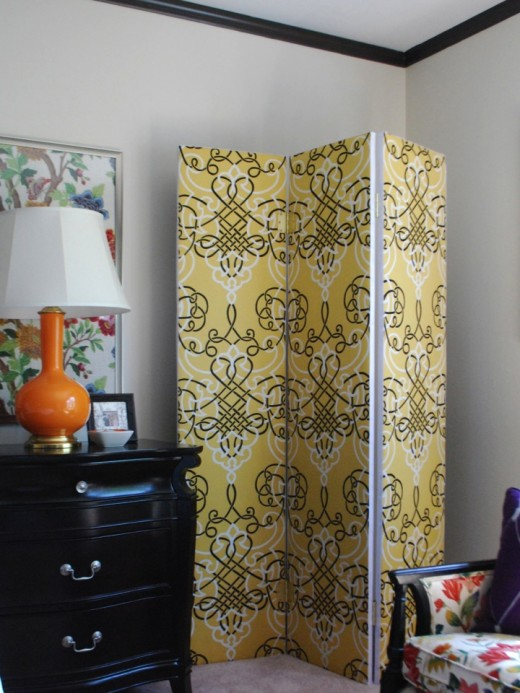 Removable Room Divider