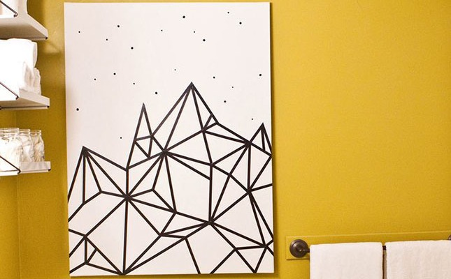 Get Creative and Show Your Artistic Side With These 50 Canvas Art ...