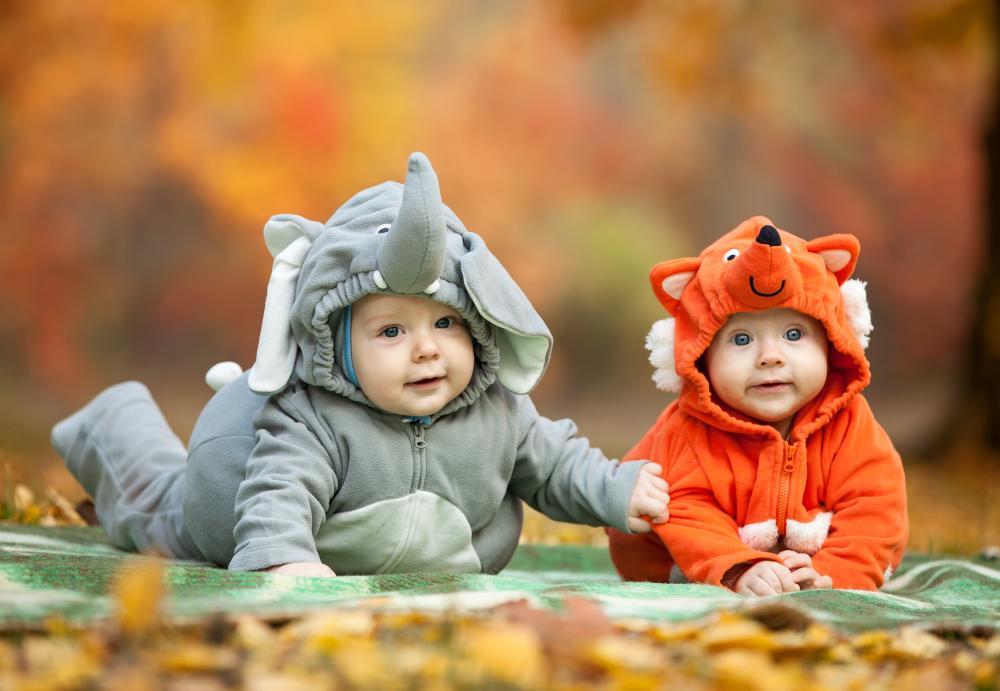 Diy baby halloween costume animal onesies