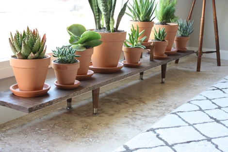 High Quality Diy Wood Plant Stand