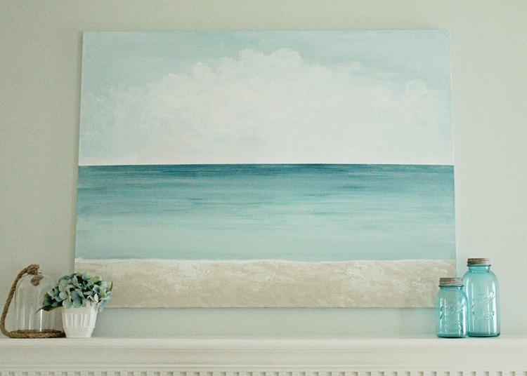 Beach Bedroom Decor Diy