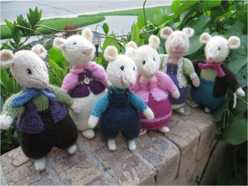 Garden mice