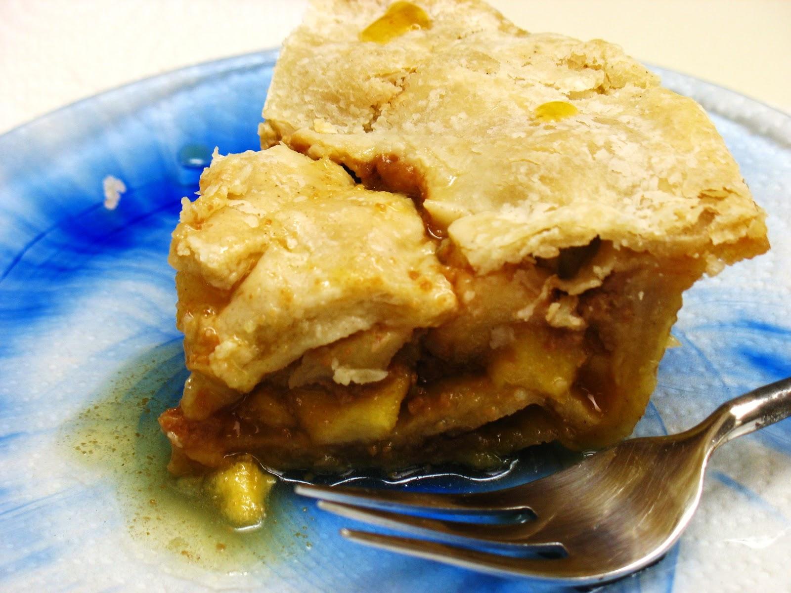 Gluten free old fashioned apple pie