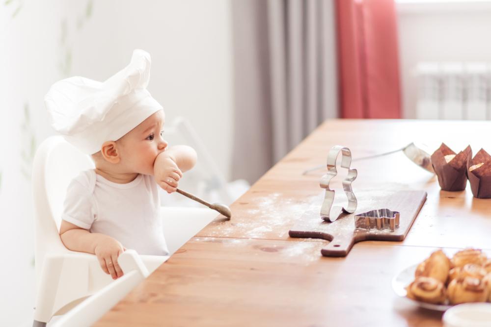 Infant boy halloween costumes cute chef