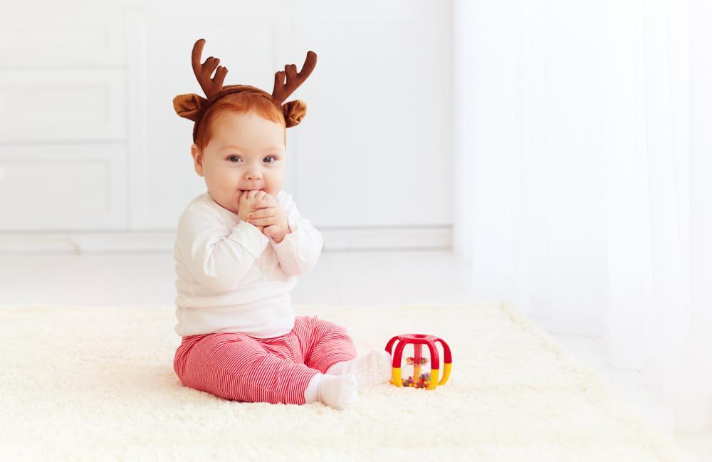 Infant girl halloween costumes baby deer