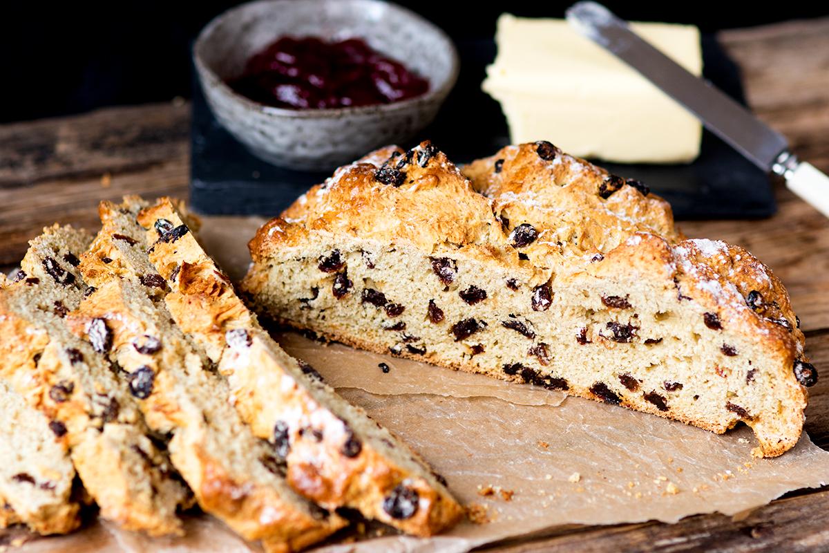 easy Irish bread recipe