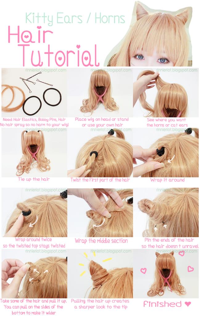 Kawaii Hairstyles That Will Make Anyone Feel Cute
