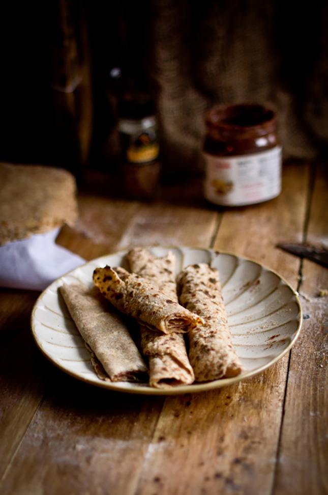 Lefse (norwegian potato crepes)