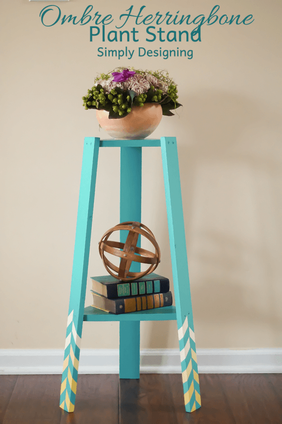 23 diy plant stands that hold the product of your green thumb. Black Bedroom Furniture Sets. Home Design Ideas