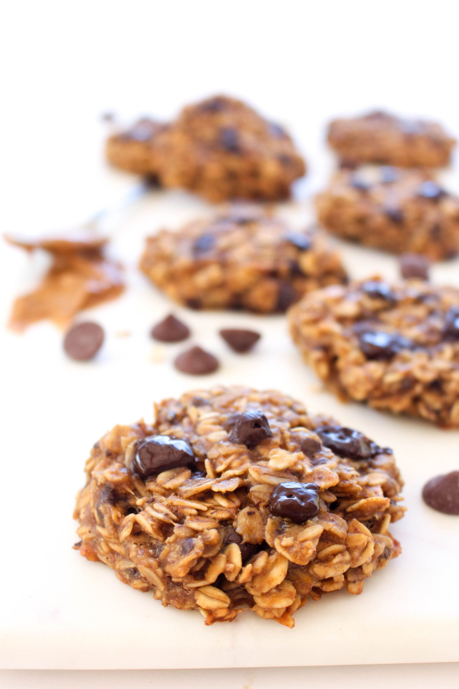 Peanut butter banana breakfast cookies 20 minutes bake