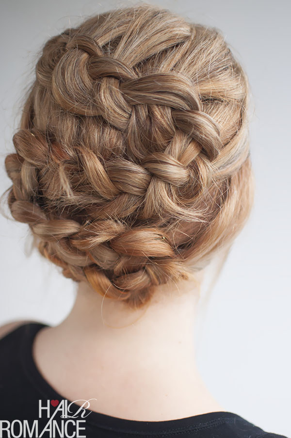 The twist and tuck braid