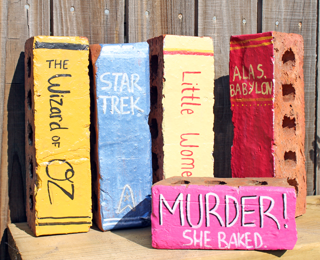 Brick books