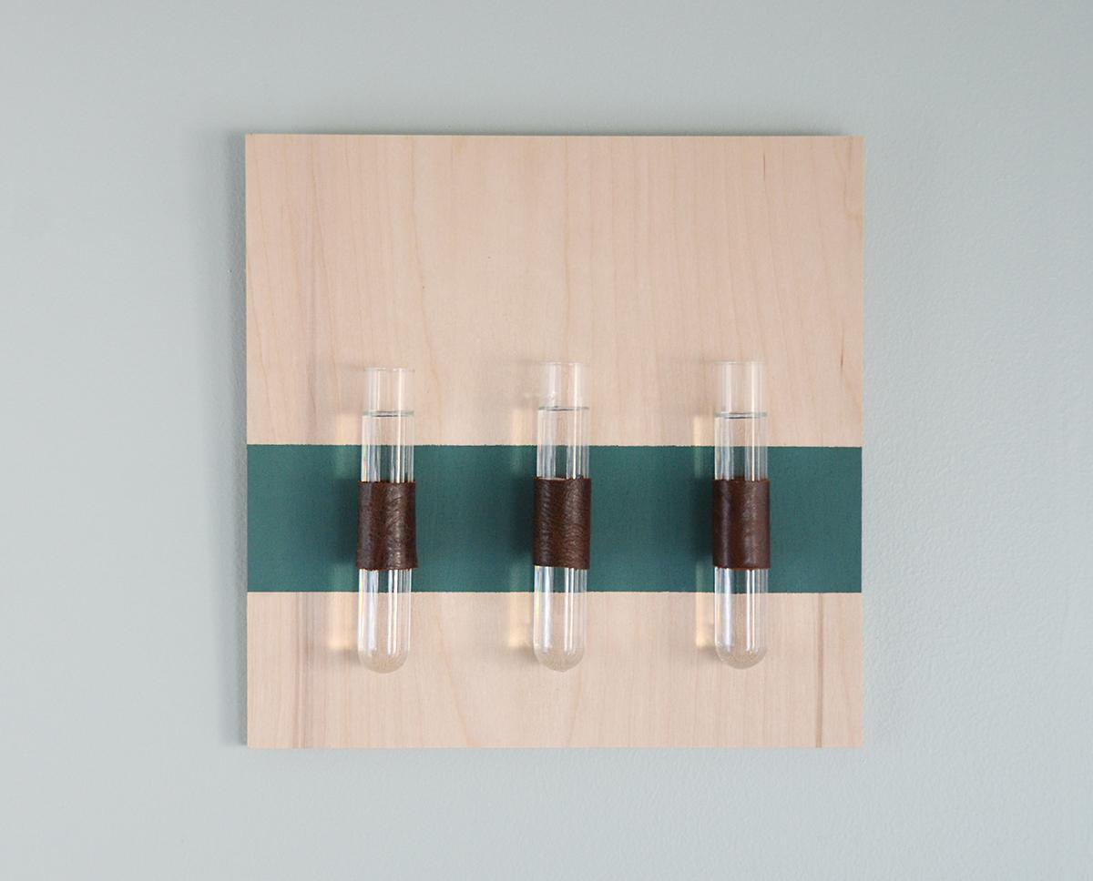 Diy test tube vases 7