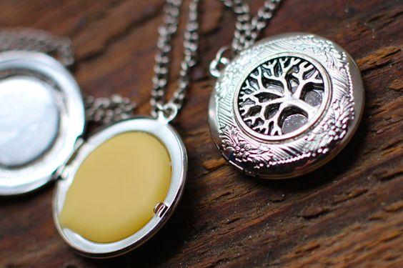 Perfume locket