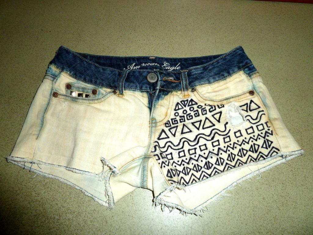 Sharpie shorts
