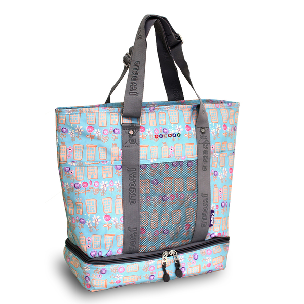 10 urban lunch bag colorful
