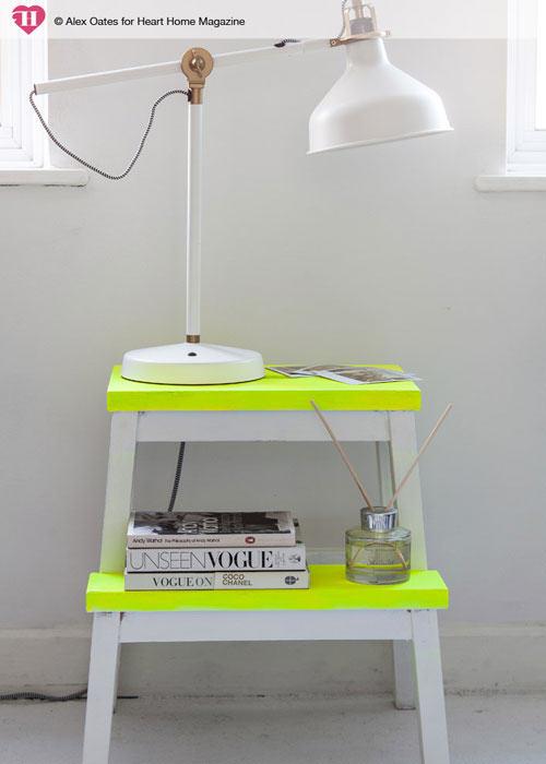 23 neon stepstool table hack