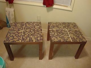 24 tiled lack