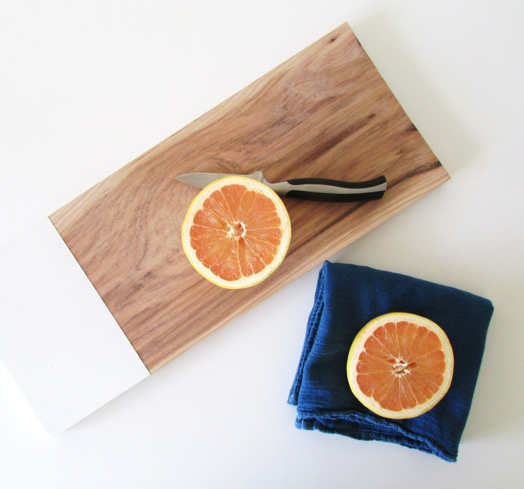 4 hickory chop board gift