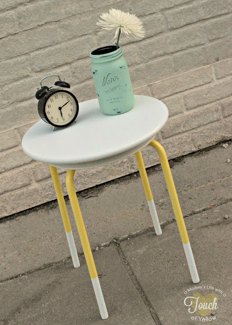 46 lazy susan side table
