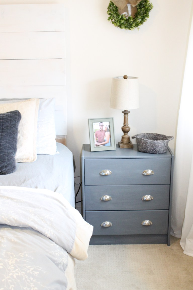 Nightstand Without Drawers