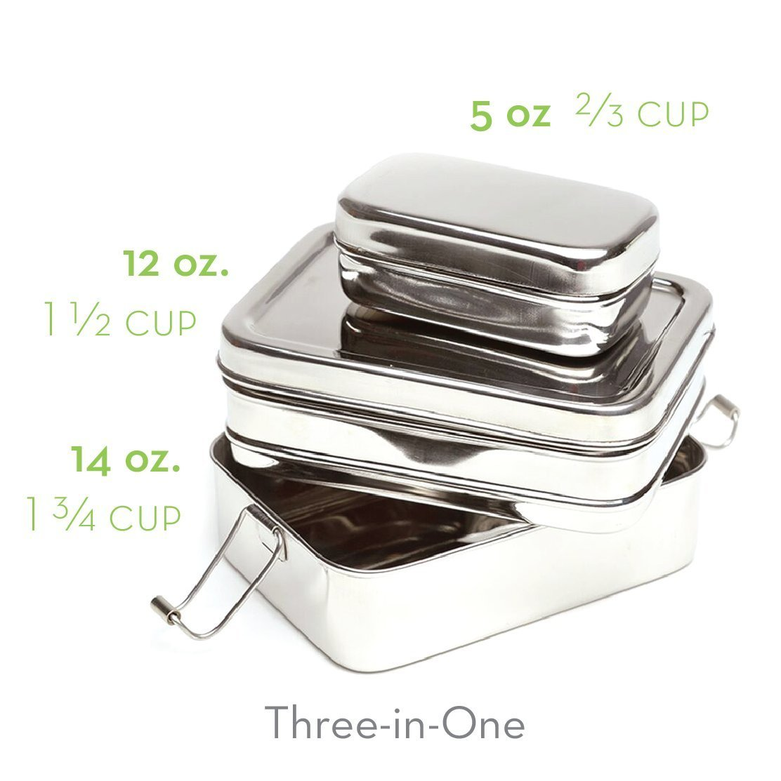 7 stainless steel lunch box