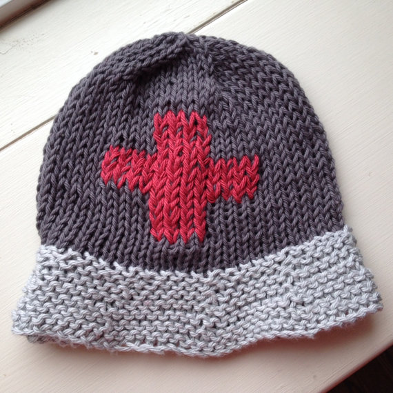 Baby bucket hat by knittingprettyotfarm