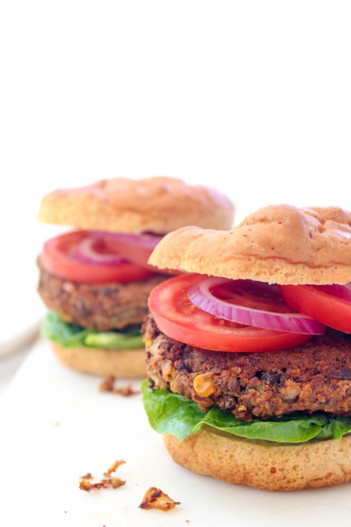 Best Veggie Burger Recipe With Black Bean