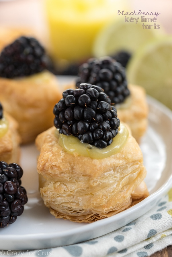 Blackberry key lime tarts 4 of 8w
