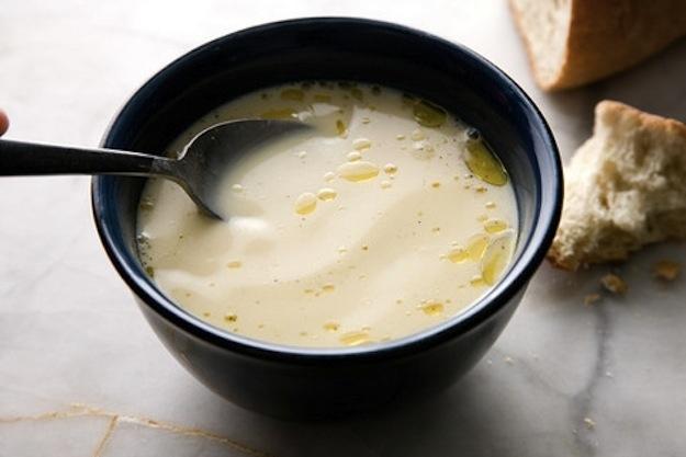 Cote d'azur cure all soup