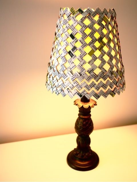 Crandy wrapper lamp shade sleeve