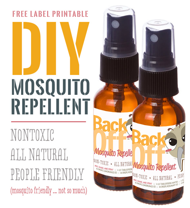 Natural Mosquito Repellent Tea Tree Oil