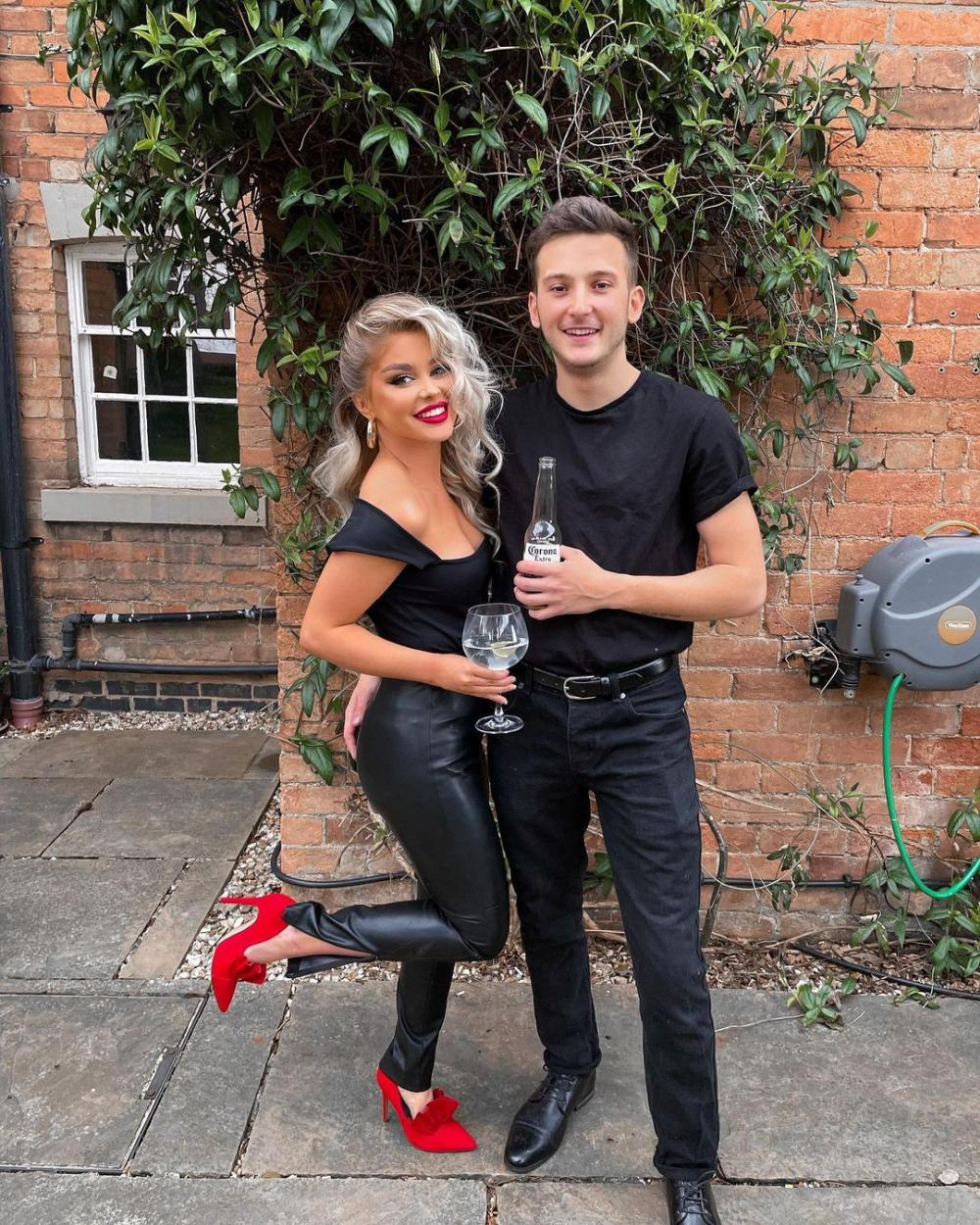 Danny and sandy from grease easy couple costumes