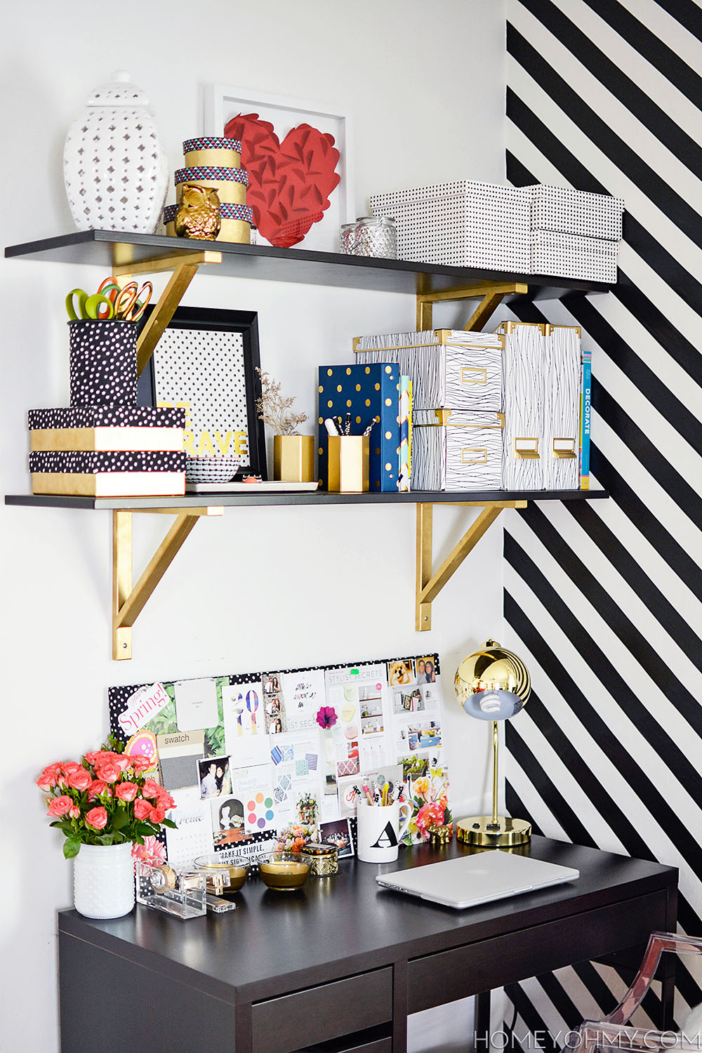 Get Your Home In Order With These 50 DIY Organization Ideas