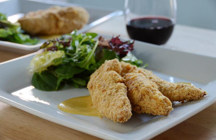 Gluten free chicken finger recipe 6