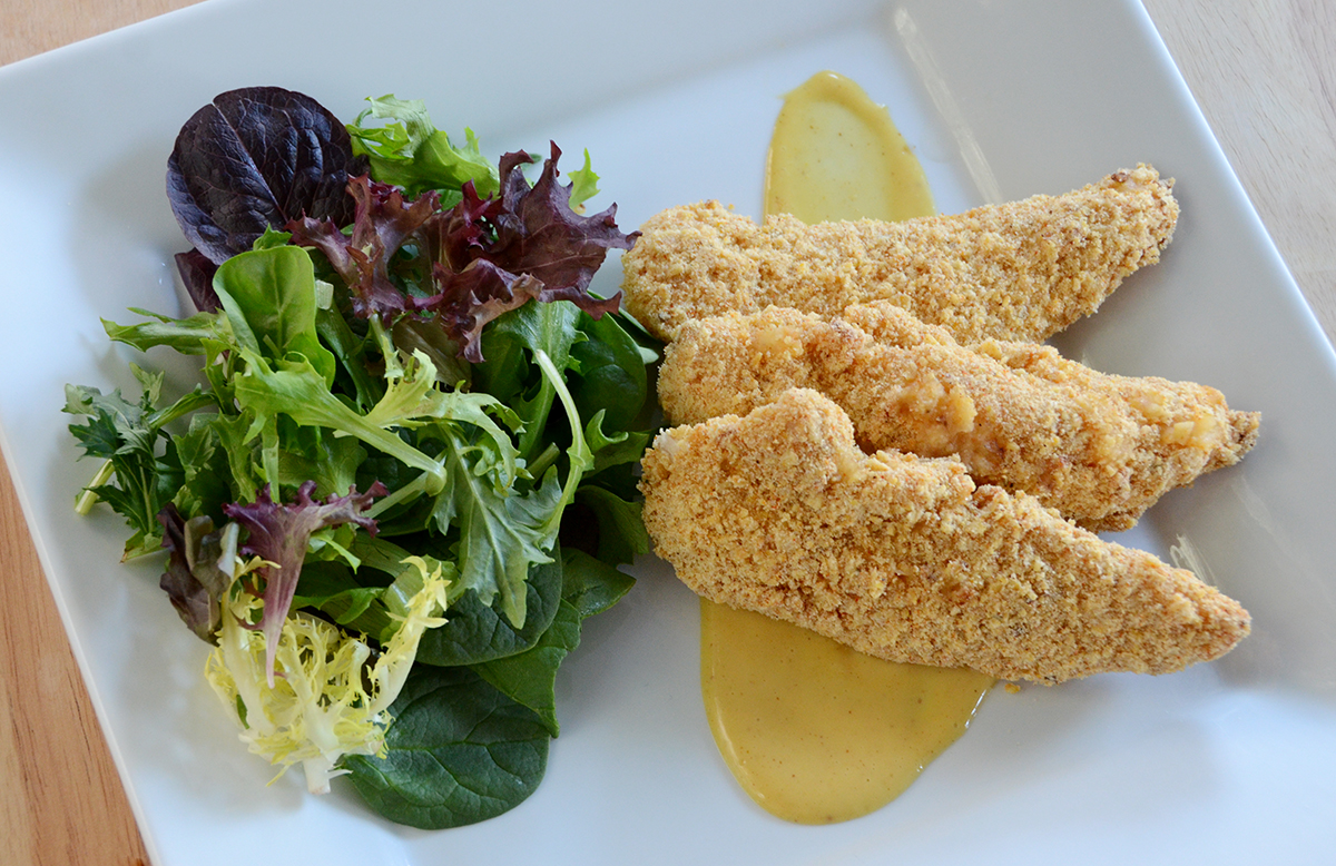 Gluten free chicken finger recipe 7