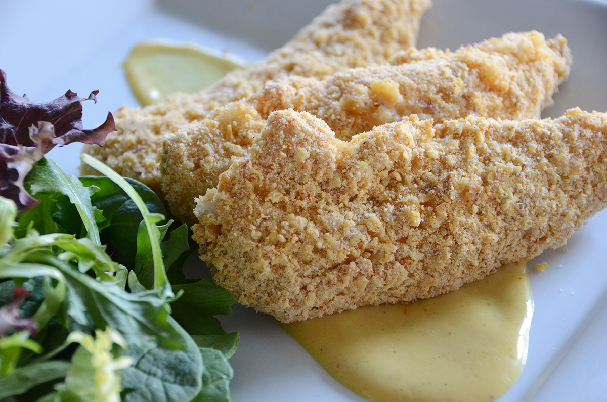 Gluten free chicken finger recipe 8