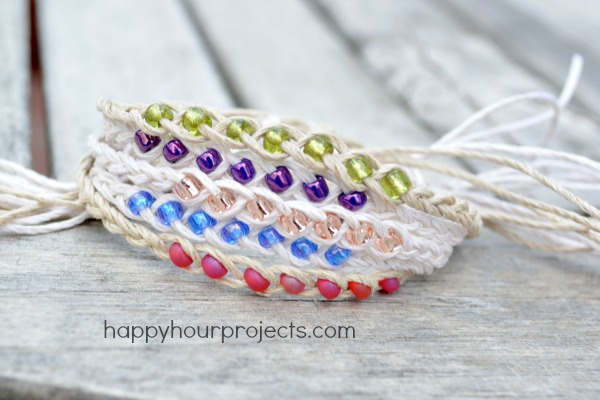 Hemp String Craft Ideas
