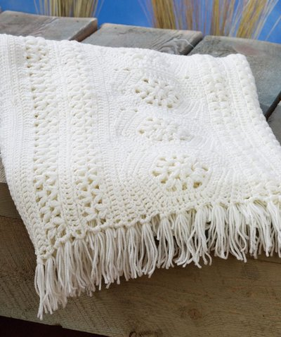 Gorgeous Afghans For Experienced Crocheters