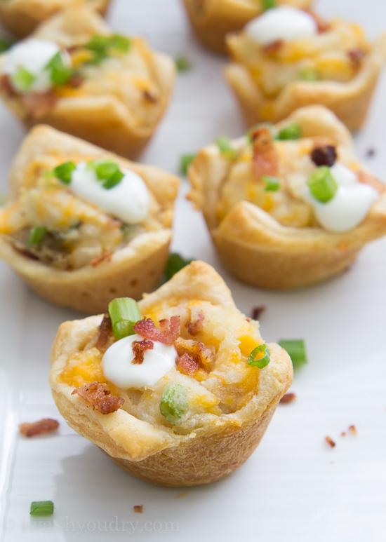 Mashed Potato Rings Recipe