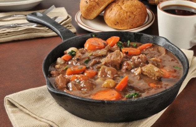Pale ale beef stew