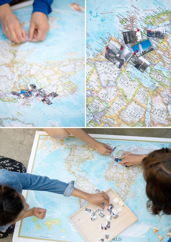 Picture maps
