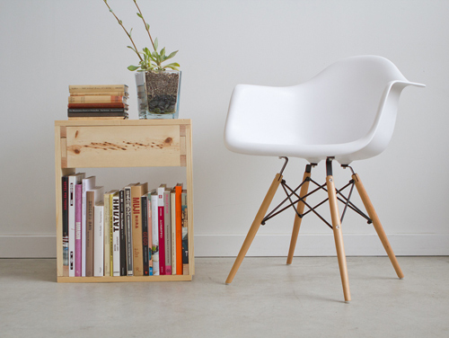 Unconventional DIY End Tables That Will Keep Your Home