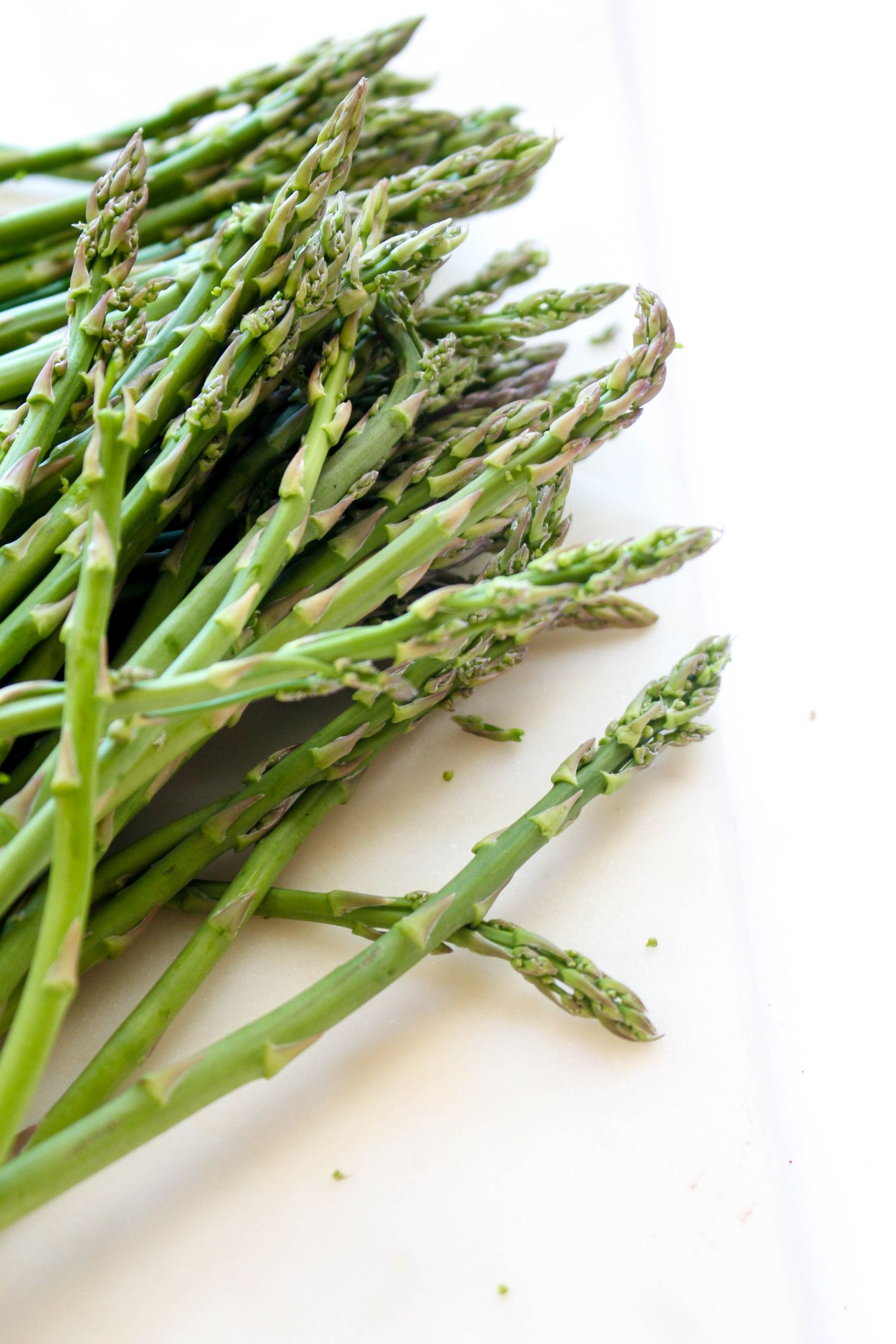 Spring minestrone recipe asparagus
