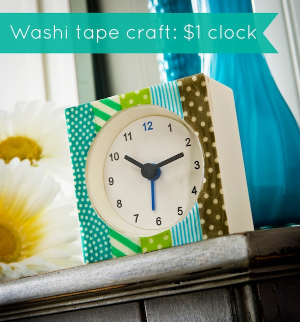 Washi Tape Crafts washi tape crafts to brighten your day